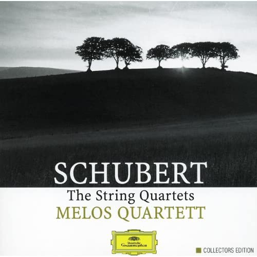 Schubert: String Quartet No.10 In E Flat, D.87 - 2. Scherzo: Prestissimo