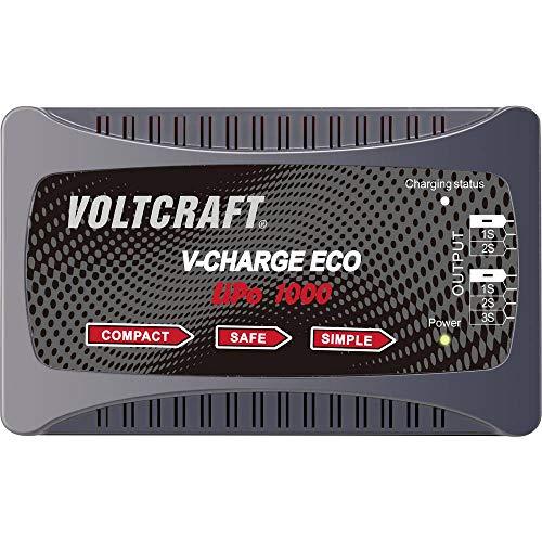 Modellbau-Ladegerät 230 V 1 A VOLTCRAFT Eco LiPo 1000 LiPo