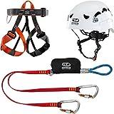 Climbing Technology Classic Venus 2K139afacbmctst Kit Ferrata, Multicolore, Taille Unique