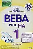 Nestlé Beba HA 1, 6er Pack (6 x 550 g)