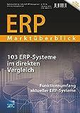 ERP Marktüberblick 3/2016: 103 ERP-Systeme im direkten Vergleich