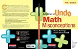 Activities to Undo Math Misconceptions, PreK-Grade 2 by Honi J Bamberger (2010-09-28)