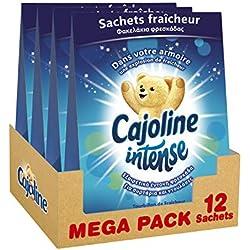 Cajoline Sachets Fraîcheur Printanière pour l'Armoire x3