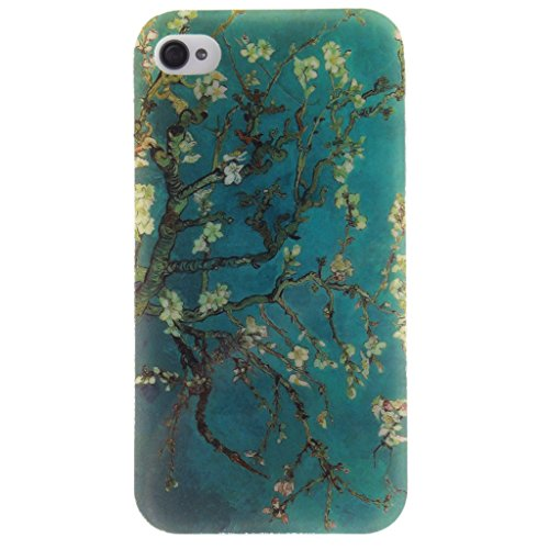 MYTHOLLOGY iphone 4s Coque, Doux Flexible Case Silicone TPU Protection Cover Housse iphone 4 / iphone 4s Drapeau XHSY