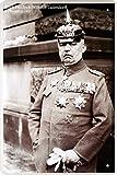 Friedrich Wilhelm Ludendorff Deutsches Reich Blechschild 20 x 30 Retro Blech 116