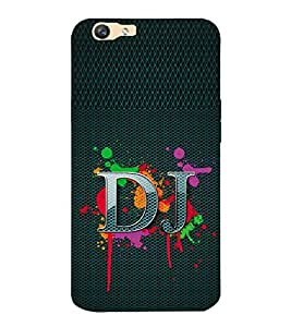 PrintVisa Designer Back Case Cover for Oppo F1s (Musical Quote Pic)