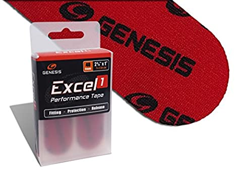 Genesis Excel™ Performance Fitting, Protection and Release Tape (Rot - Excel 1)
