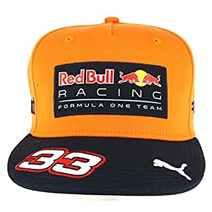 2ad57be501d Red Bull F1 Racing Max Verstappen 33 Spa Belgium GP Limited Cap Official  2017