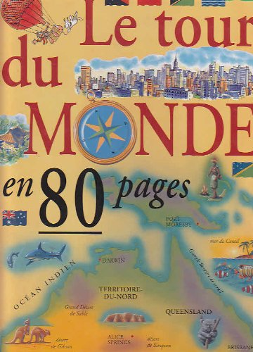 Le tour du monde en 80 pages