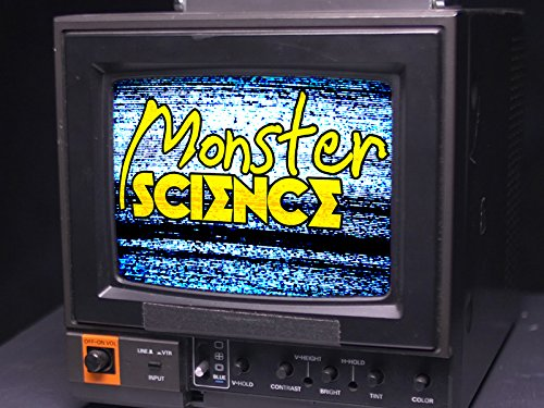 Monster Science Cover