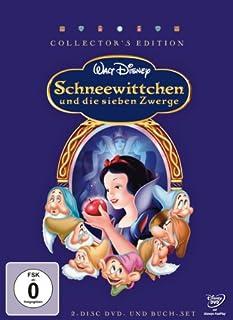 Schneewittchen und die sieben Zwerge (+ Buch-Set) [Collector's Edition] [2 DVDs]