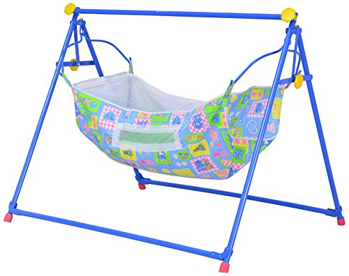 Mothertouch Indo Cradle (Blue/Yellow)  available at amazon for Rs.2150