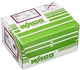 Wago  273-100 3-Leiter-Verbindungs-Dosenklemme 1,5qmm,Grau