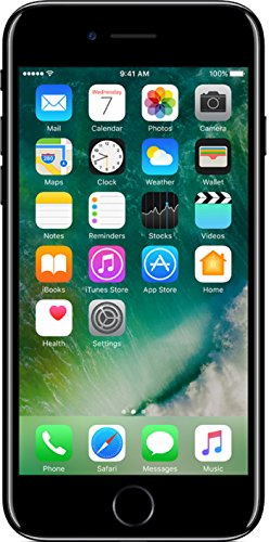 Apple iPhone 7 (Jet Black, 32GB)