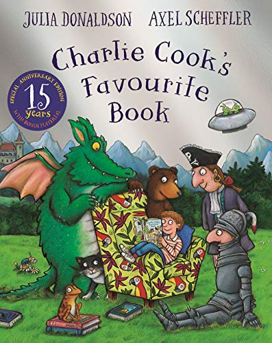 Charlie Cook's Favourite Book 15th Anniversary Edition (The Seven Sisters)