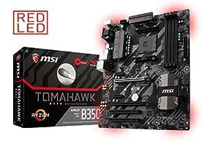 MSI B350 TOMAHAWK Carte mère AMD B350 Socket AM4
