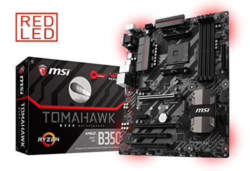 MSI B350 Tomahawk - Placa Base Arsenal AMD AM4 B350