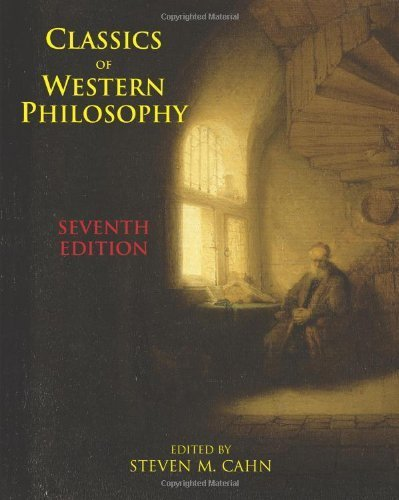 Classics of Western Philosophy by Steven M. Cahn (2007-06-30)