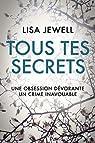 Tous tes secrets par Jewell
