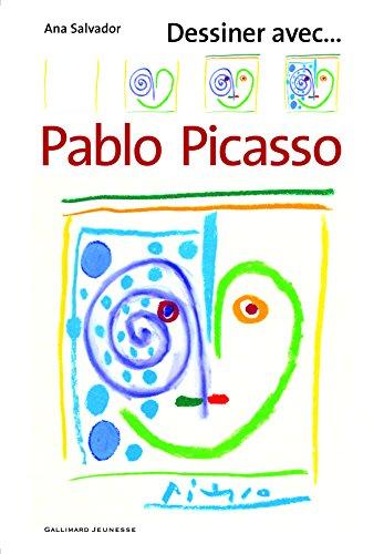 Dessiner avec… Pablo Picasso par Ana Salvador