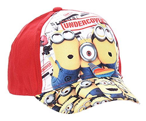 Gorra de los Minions para niño