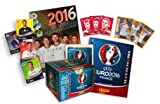 Panini EM 2016 - Deluxe Komplettsatz - Album Hardcover + 680 Sticker + CocaCola Sticker + McDonalds Sticker