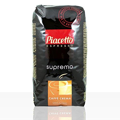 Piacetto 90735 Kaffee supremo'CAFFÈ CREMA' - ganze Bohne