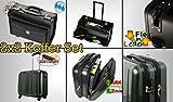 4 teiliges Koffer Set Urlaubs-SET bestehend aus: 2x Business- &