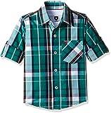 612 League Boys' Shirt (ILW16I18009_Green_5-6YRS)