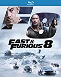 Fast & Furious 8 BD + digital download [Blu-ray] [2017]