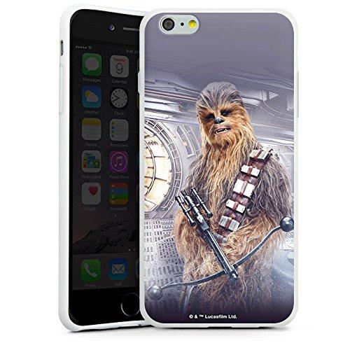 Silikon Hülle Case Schutzhülle Chewbacca Star Wars 8 Fanartikel Merchandise (Chewbacca Zubehör)