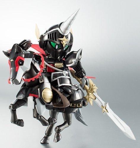 SD Gundam Gaiden Sieg Zion Hen - SDX Algus Shadow