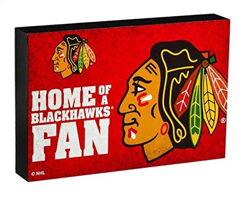 chicago-blackhawks-fan-cave-plock-wandschild