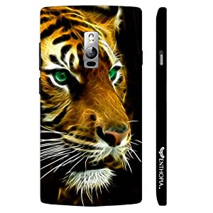 One Plus Two Lets Prey designer mobile hard shell case by Enthopia