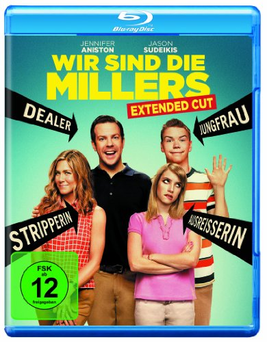 Wir sind die Millers [Blu-ray]