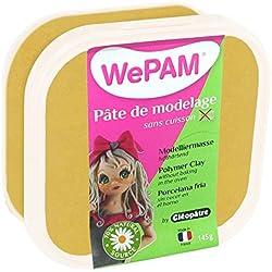 Cleopatre WePAM - Porcelana fría con efectos metálicos, color rosa
