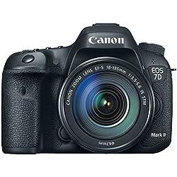 Canon EOS 7d Mark II 18-135/3.5-5.6EF-S IS STM Appareils Photo Numériques 20.9Mpix