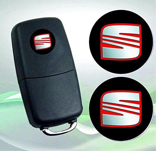 seat-emblem-logo-schlussel-fernbedienung-set-satz-14mm-2stuck