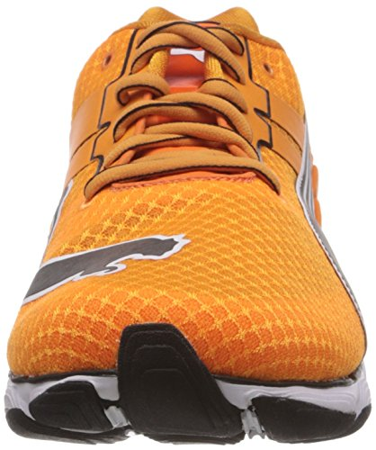 Puma Mobium Elite Homme Chaussures courses à pied, Orange Golden Poppy-Black
