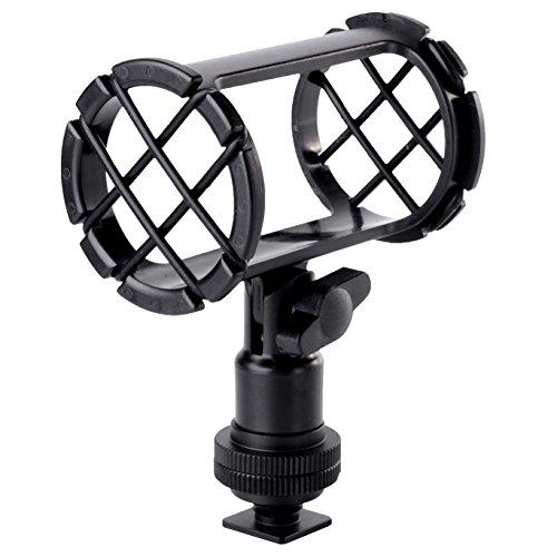 BOYA BY-C04 Microfono condensatore Shock Suspension Supporto Mount Mic Microphone Support LF637