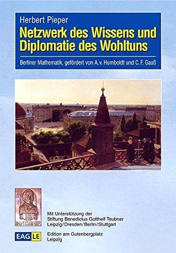 Netzwerk des Wissens und Diplomatie des Wohltuns by Herbert Pieper (2004-10-27)