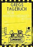 Gregs Tagebuch - Mein Hausaufgabenheft 2017/2018 (VE 5)