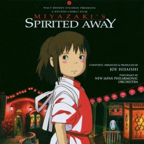 Spirited Away - Voyage of Chihiro Import, Soundtrack edition by Spirited Away-Voyage of Chihiro (2008) Audio CD