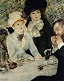 Pierre-Auguste Renoir - After Lunch 1879 Pierre-Auguste