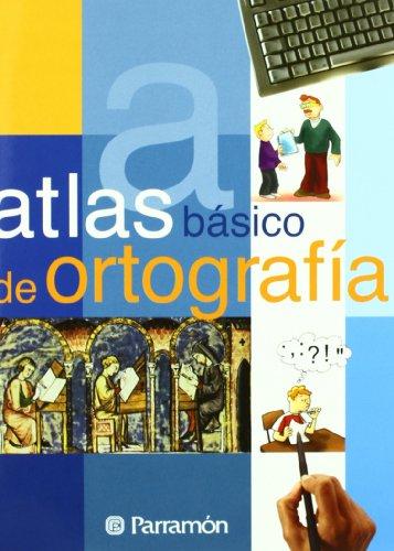 ATLAS BASICO DE ORTOGRAFIA (Atlas básicos) por Elena Miñambre Berbel