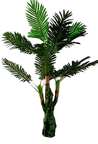 Buy Sofix Natural Palm Tree Green Plant Home Decorative Artificial Tree Artificial Plants For Home Decor 5 Feet 60 Inch Online At Low Prices In India Sofix Natural Palm Tree Green