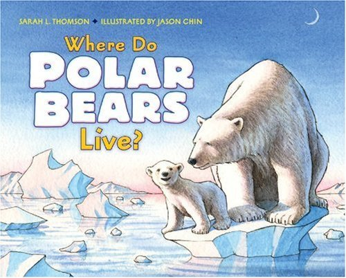Where Do Polar Bears Live? (Let's-Read-and-Find-Out Science 2) (English Edition)