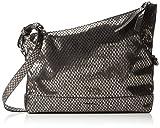 Tamaris Damen Stefy Clutch Bag, Silber (Pewter 915), 22x22x3 cm