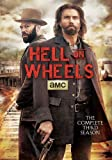 Hell on Wheels: The Complete Third Season [USA] [DVD]