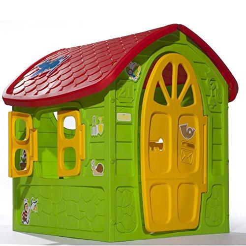 Tupiko DDD Kinderhaus, Mehrfarbig